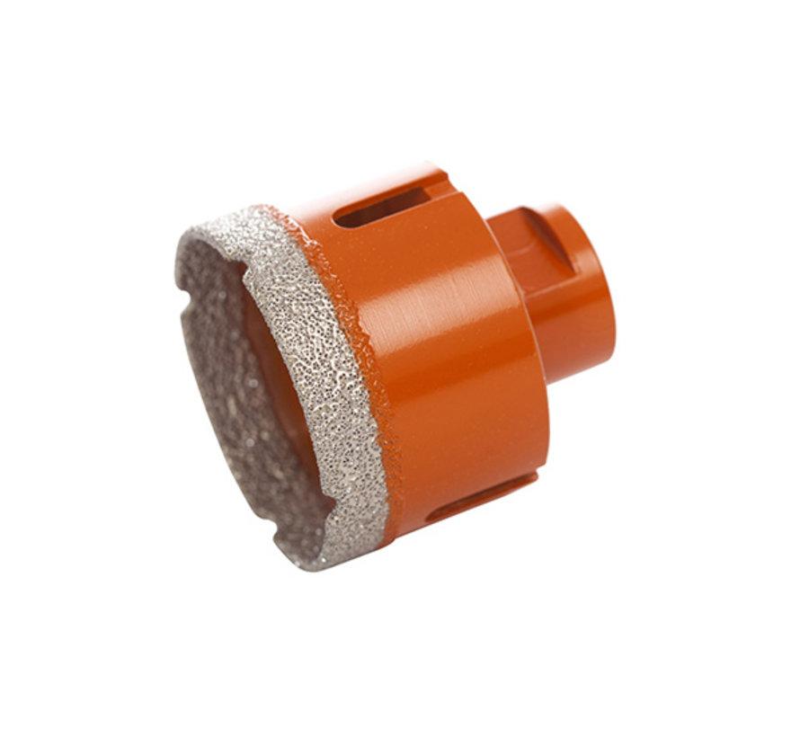Fix Plus ® Tegelboor M14 - Ø 60 mm.