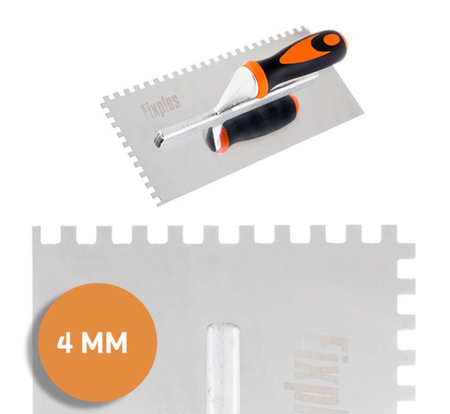 Fix Plus ® Lijmkam RVS 4mm.