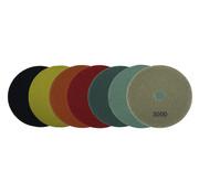 Fix Plus ® Poliijst Pads Klasse AA Complete Set