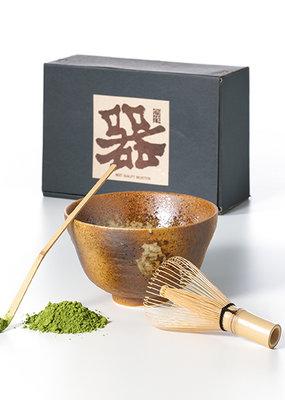 Japanse Matcha thee set Chiyo