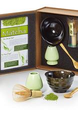 Keramische Luxe Japanse Matcha thee set Danny