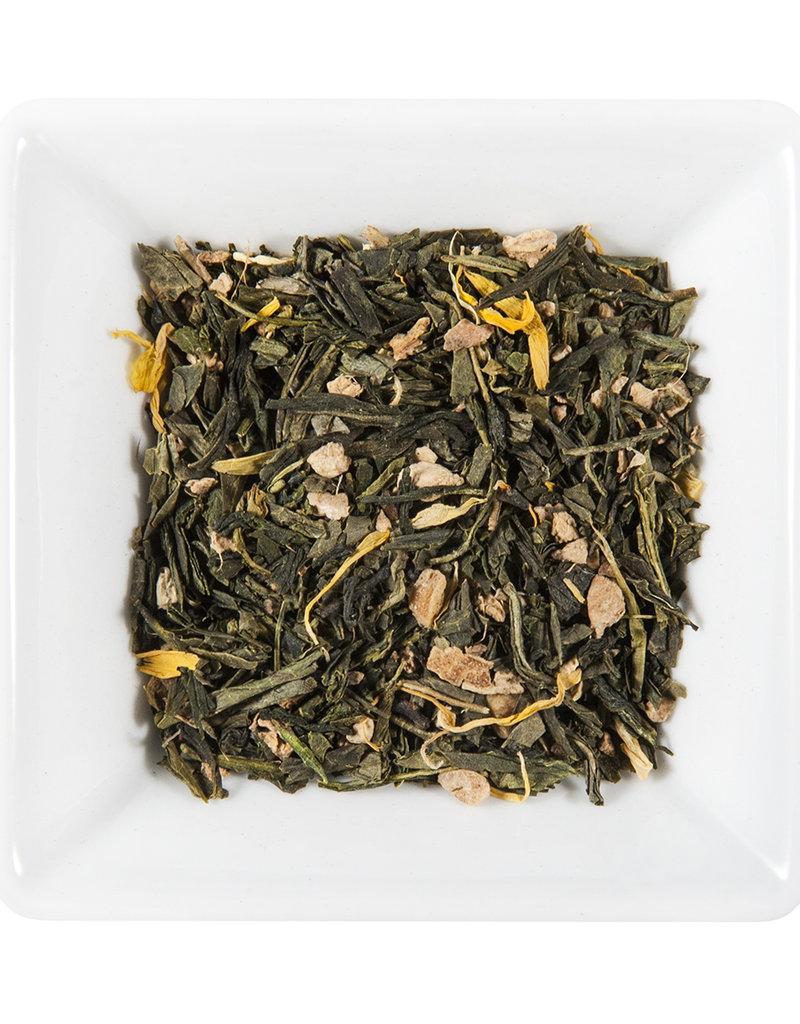 Groene thee - Gember Ananas BIO
