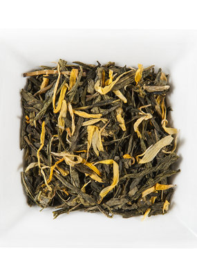 Groene thee- Perzik