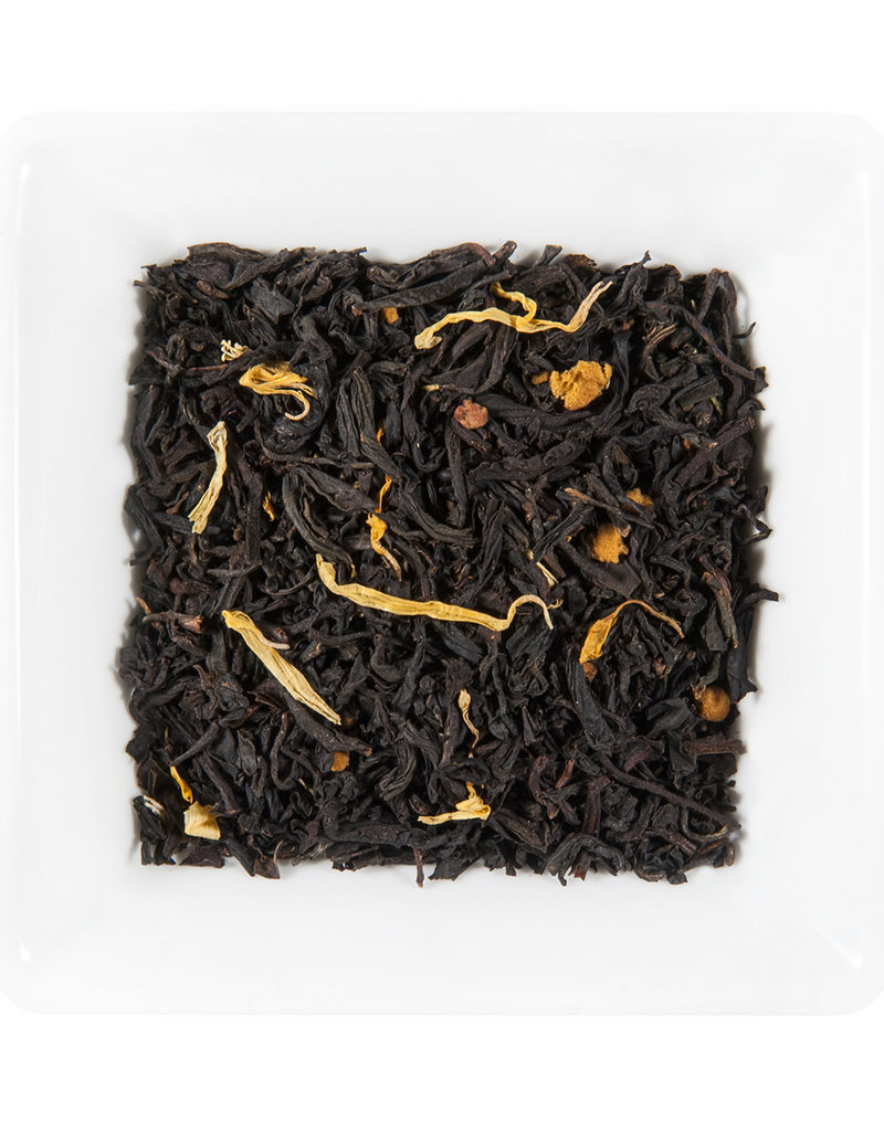Zwarte thee - Honing