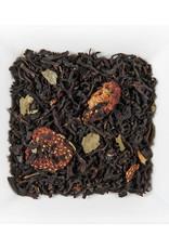 Zwarte thee - Aardbei