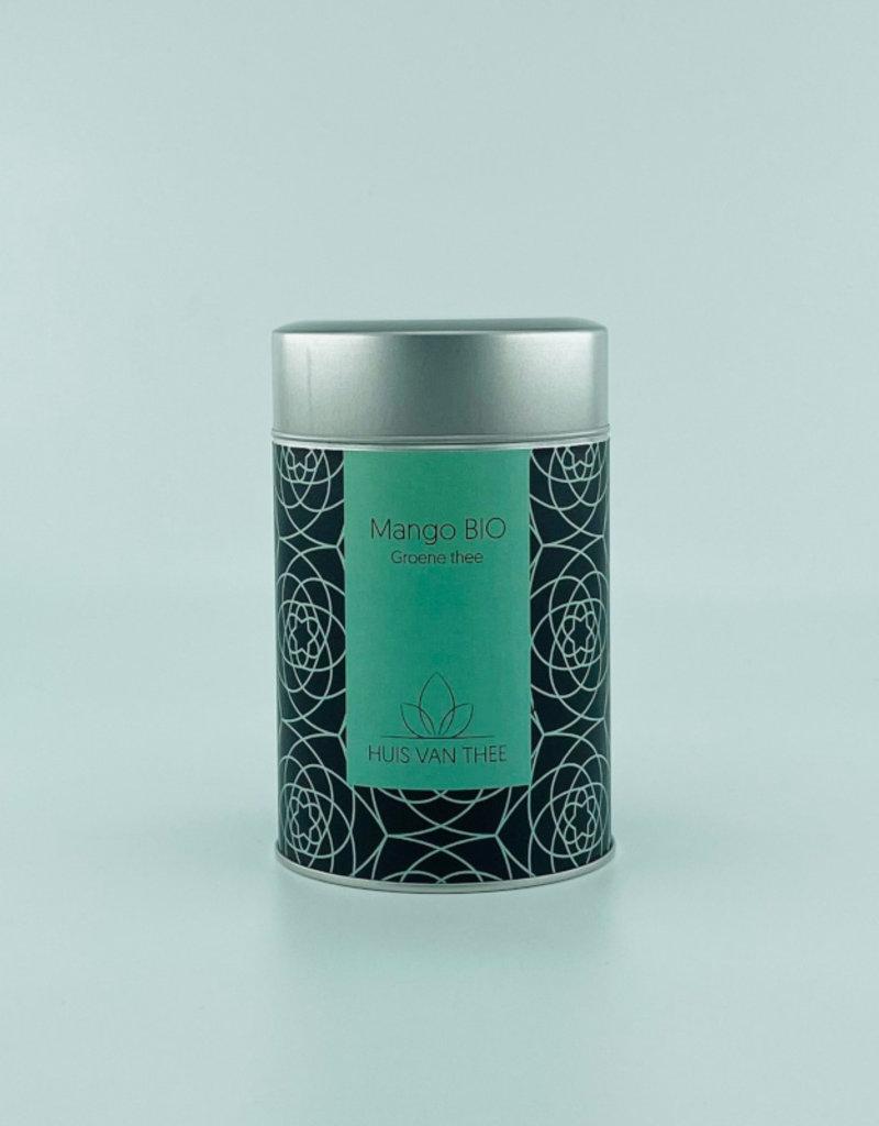 Groene thee - Mango BIO