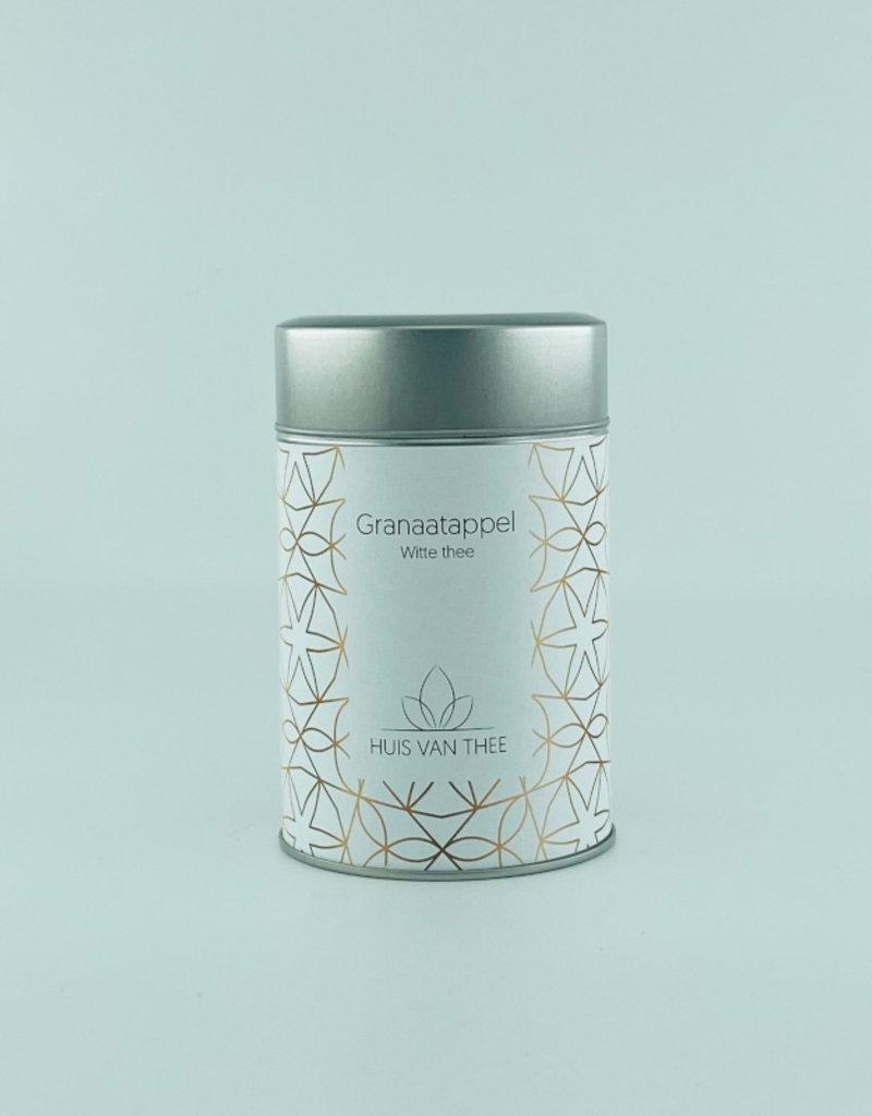Witte thee - Granaatappel