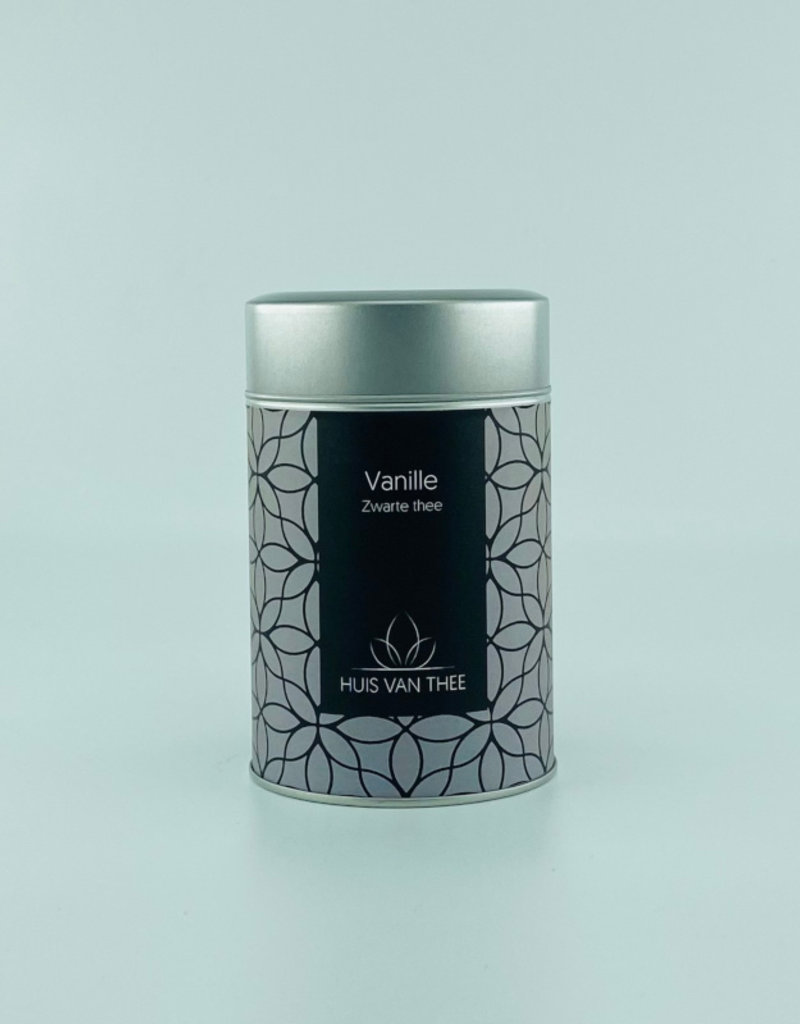 Zwarte thee - Vanille
