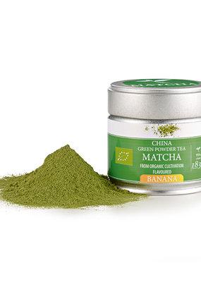 Matcha Banaan BIO