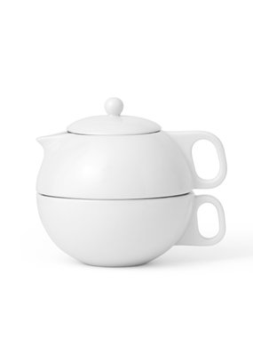 Viva Scandinavia Jaimi Tea for one theepot Viva Scandinavia (wit)