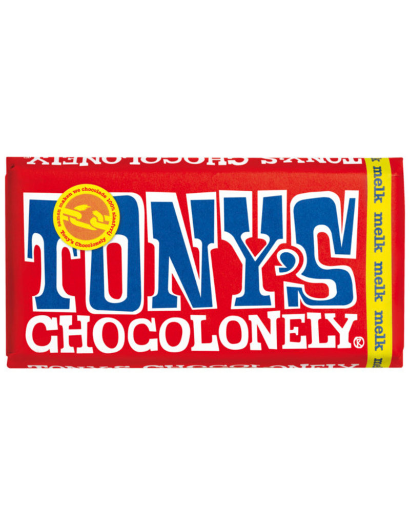 Tony's Chocolonely - melk