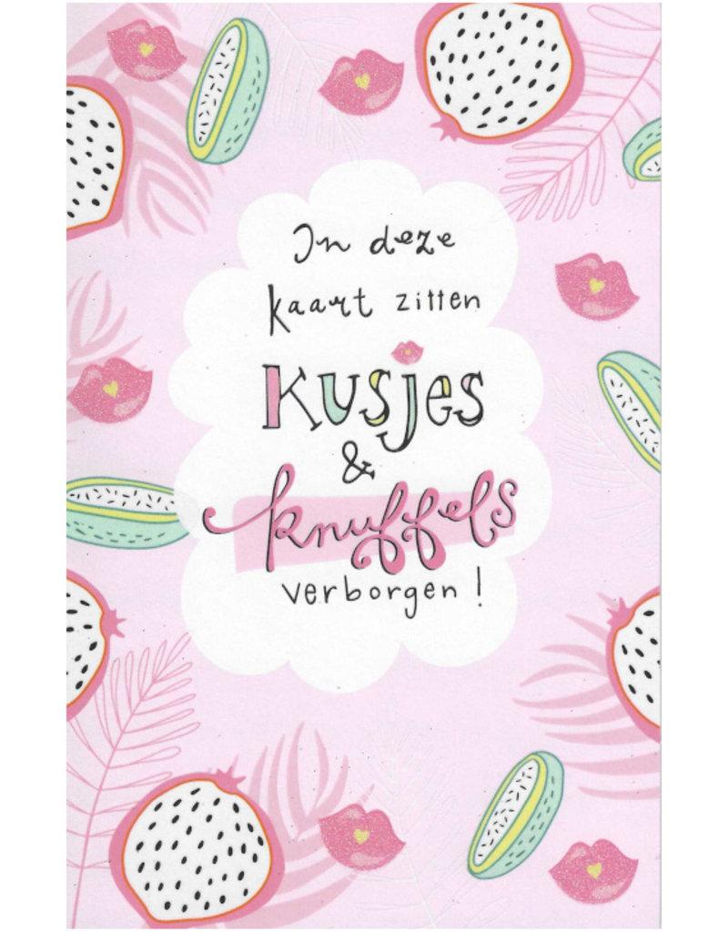 Kusjes & knuffels