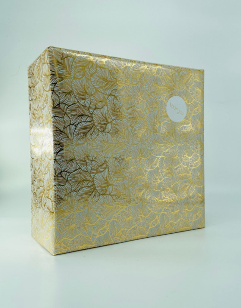 Inpakken standaard - luxe goud