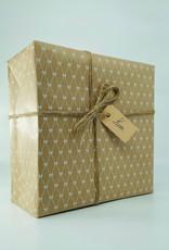 Inpakken extra mooi - bruin/kraft