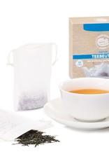 Papieren theezakjes voor losse thee (50 stuks)