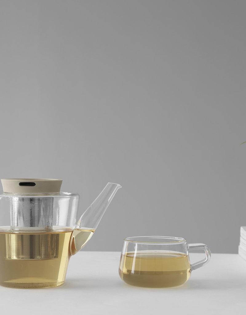 Viva Scandinavia Infusion glazen theepot met filter 1 liter