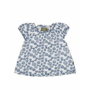 Kidscase baby top Bubble blauw