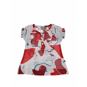 Kidscase baby dress Lilly rood
