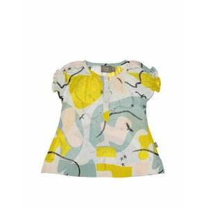 Kidscase baby dress Lilly geel
