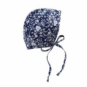 Briar bonnet Midnight bouquet