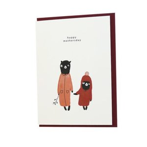 Ted & Tone card 'Mother's day'