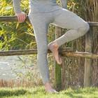 Engel legging homme laine-soie
