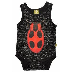 Nui tank bodysuit Ladybug