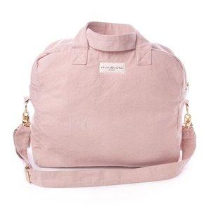 Rive Droite Marceau maternity bag - rose mineral