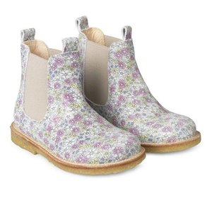 Angulus chelsea boot multi flower