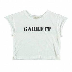 Piupiuchick t-shirt white 'garrett'