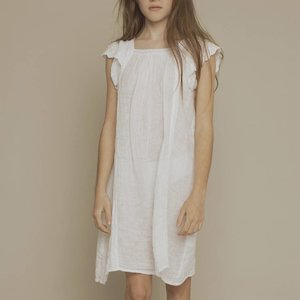 The New Society Alice dress offwhite