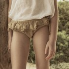 The New Society Emy linen slip