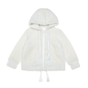 The New Society Gil teddy jacket