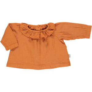 Poudre Organic blouse charme marmelade