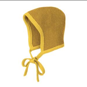 Disana bonnet bébé curry-gold
