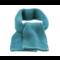 Disana sjaal lagoon-blue