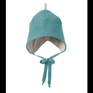 Disana bonnet laine bouillie lagoon