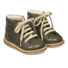 Angulus starter boot with laces olive