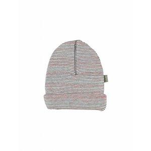 Kidscase bonnet bébé Sugar rose/gris