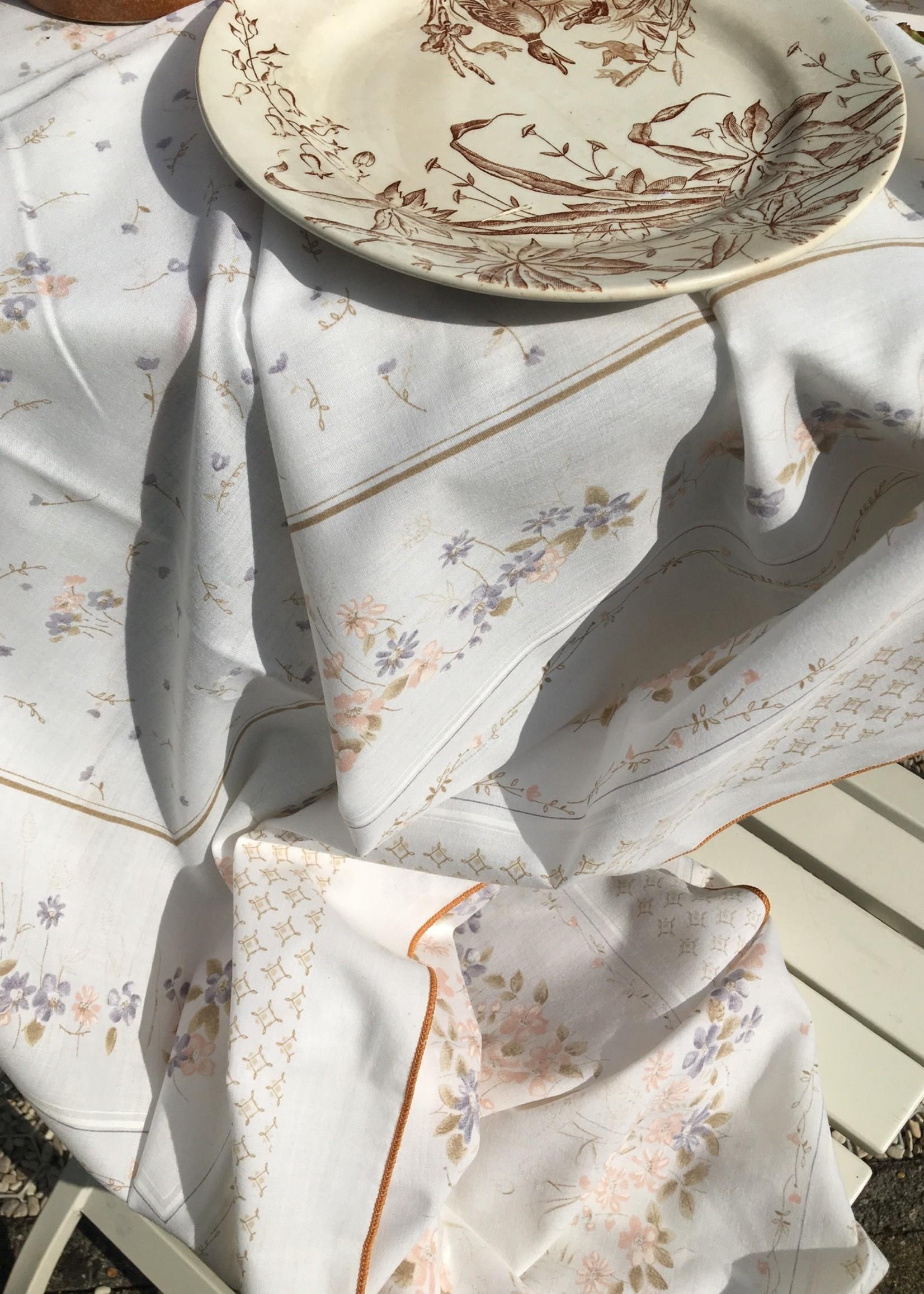 Tablecloth 60's