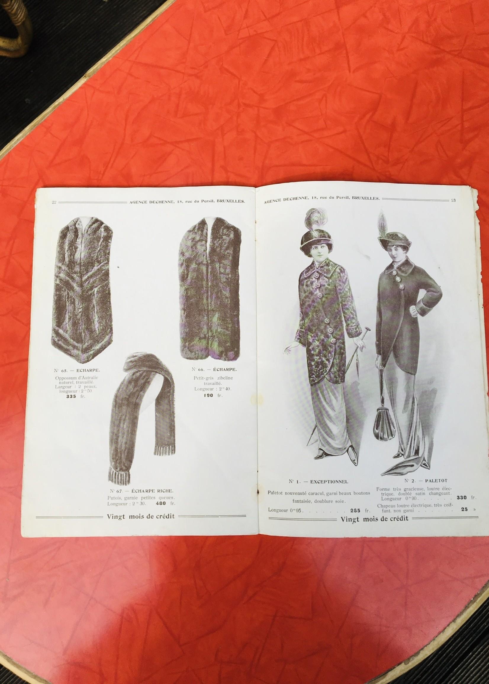 Old Fur Catalogue BXL