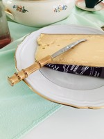 Bamboo cheese knife