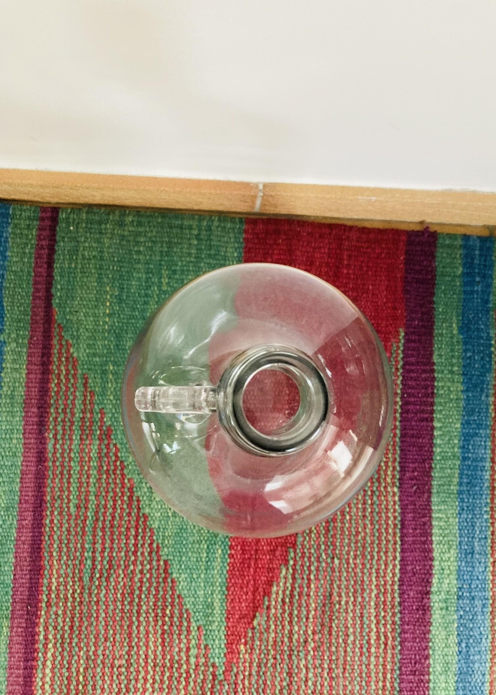 Dame Jeanne 10L transparent hook