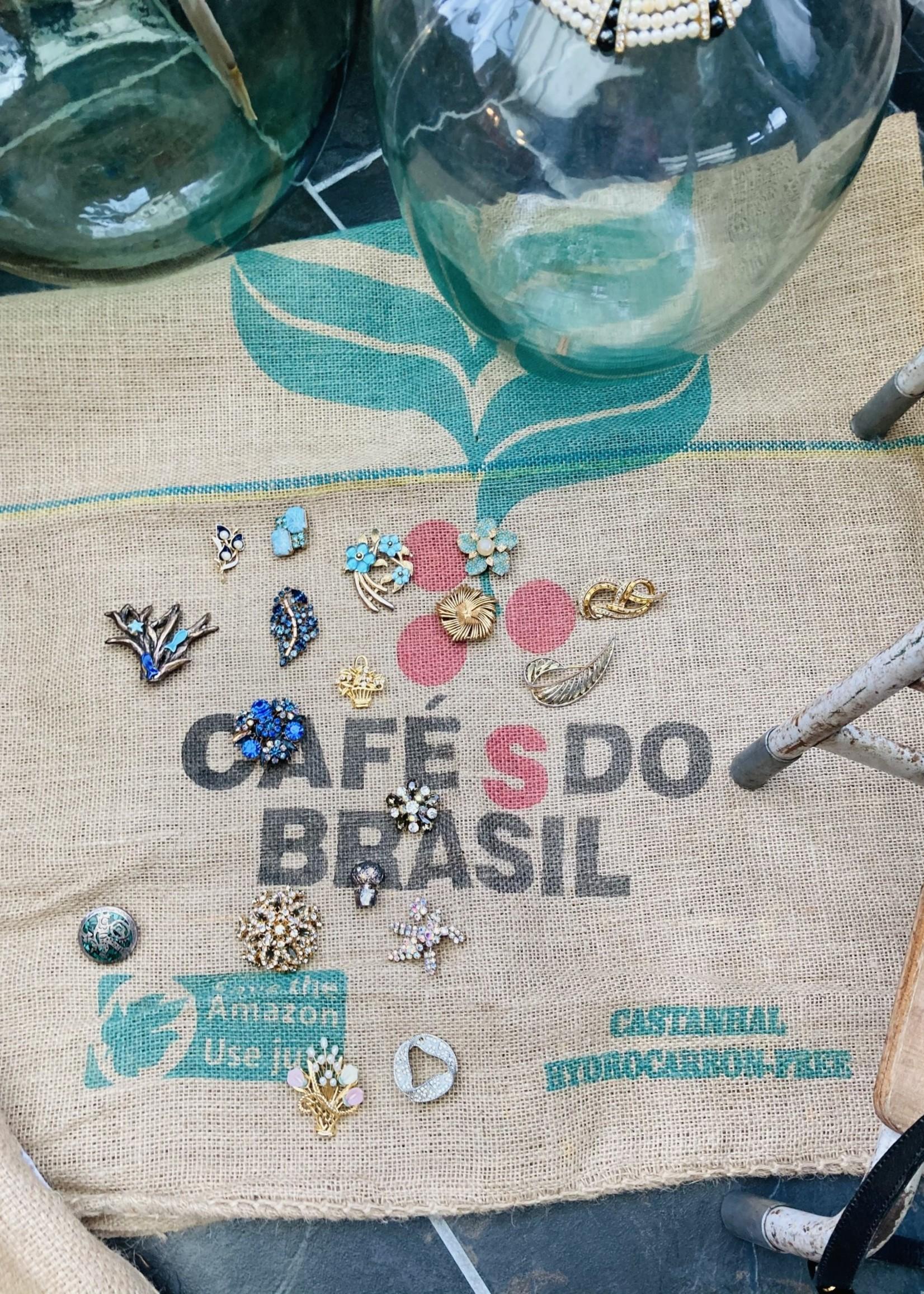Coffee bean bag Brasil