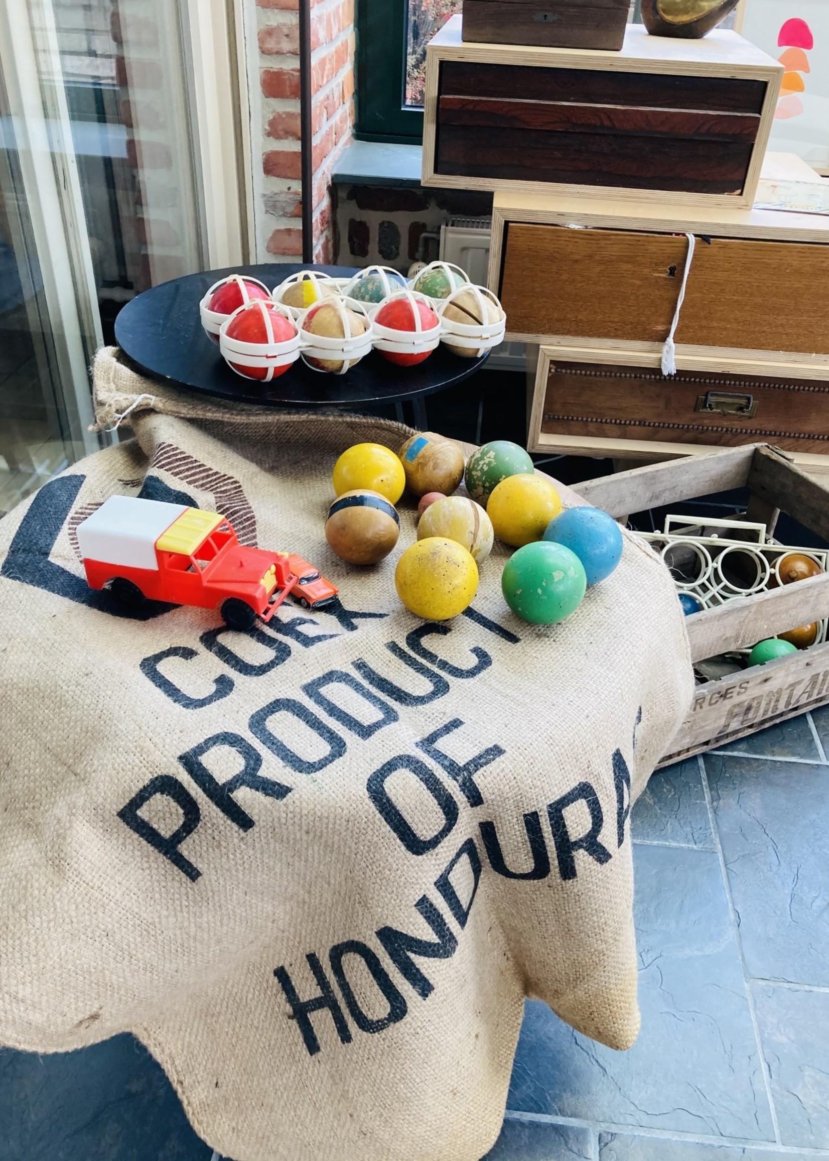 Coffee bean bag Honduras