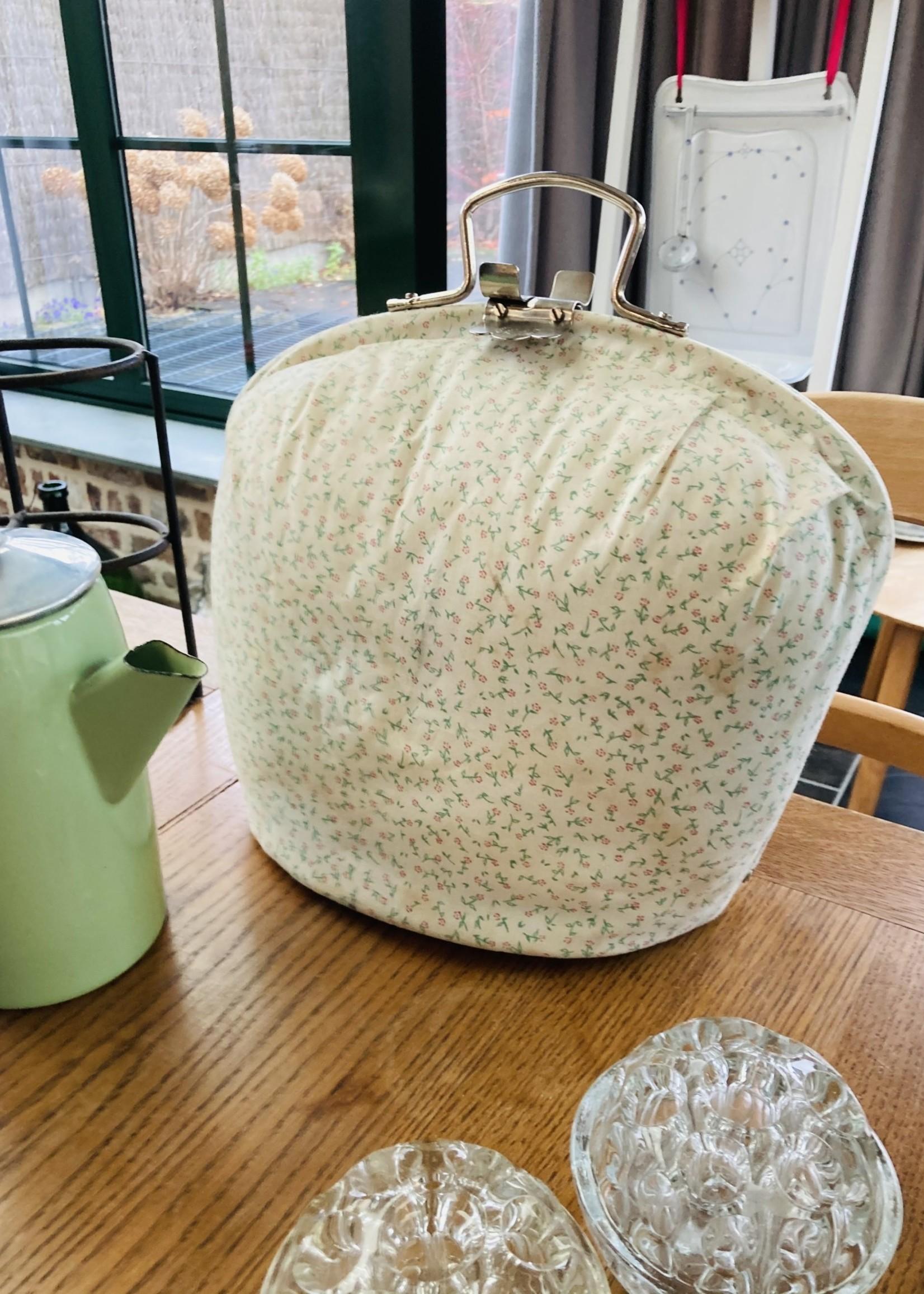 Douwe Egberts Vintage Teapot Hat