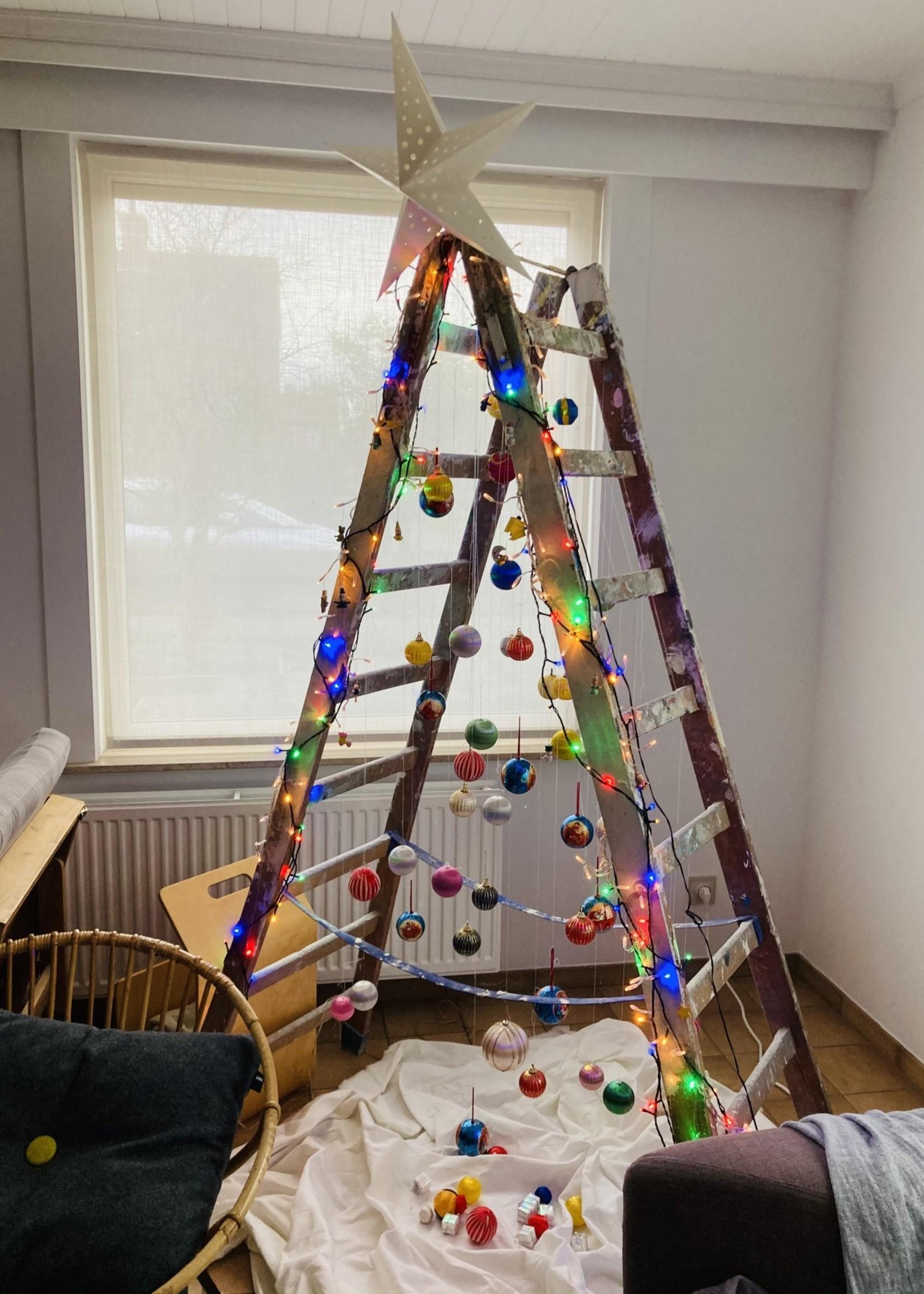 Double Painter's ladder 190cm