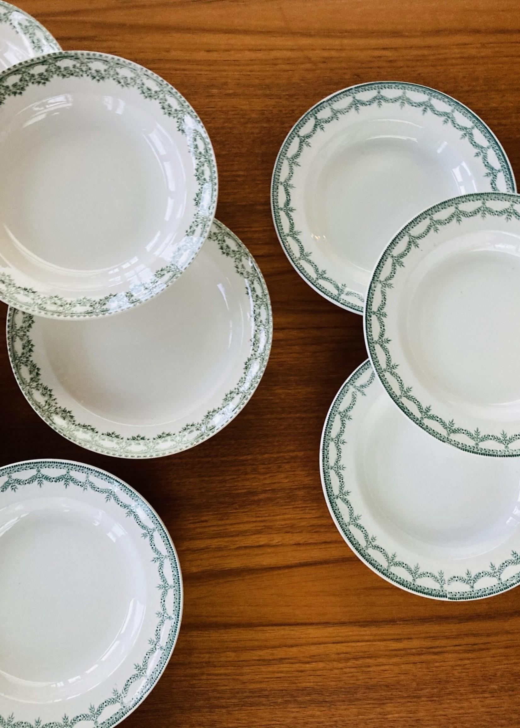 dinner plate BOCH model NEY