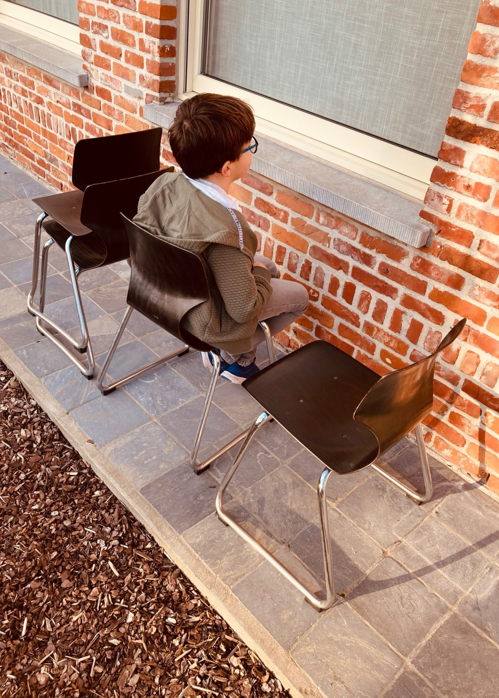 Flötotto childrens chair