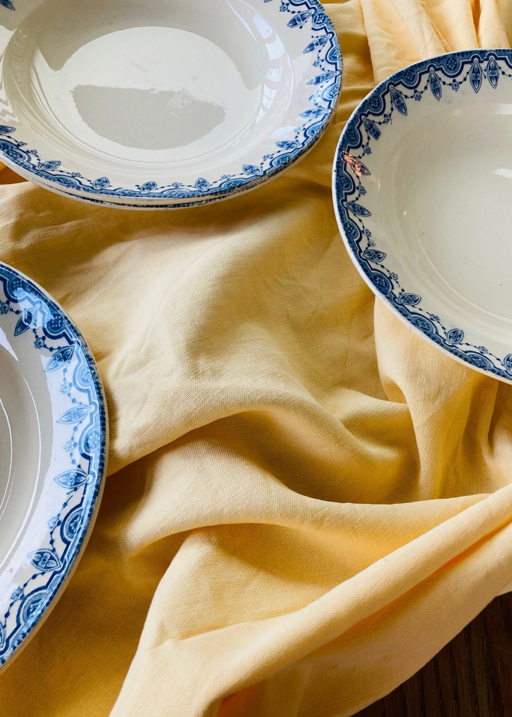 Deep plate Deco Clara Boch